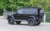 Mercedes-AMG G 63 4x4² spyshot side