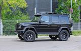 Mercedes-AMG G 63 4x4² spyshot side front