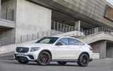4 star Mercedes-AMG GLC 63 S Coupé