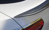 Mercedes-AMG GLC 63 S Coupé rear spoiler
