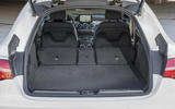 Mercedes-AMG GLC 63 S Coupé extended boot space