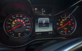 Mercedes-AMG GLC 63 S Coupé instrument cluster
