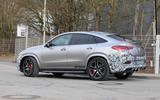 Mercedes-AMG GLE63 Coupe side