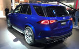 Mercedes-AMG GLE 63 at LA motor show - rear