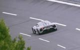 Mercedes AMG One spyshots rear