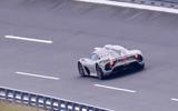 Mercedes AMG One spyshots rear track