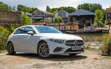 Mercedes-Benz A Class long-term review - A250 static