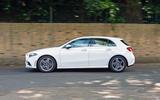Mercedes-Benz A Class long-term review - A250 otr