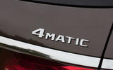 Mercedes-Benz E-Class All-Terrain 4Matic badging