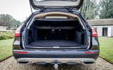 Mercedes-Benz E-Class All-Terrain boot space