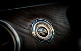 Mercedes-Benz E-Class All-Terrain ignition button