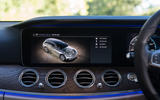 Mercedes-Benz E-Class All-Terrain infotainment system