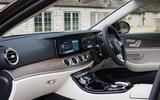 Mercedes-Benz E-Class All-Terrain interior