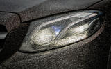 Mercedes-Benz E-Class All-Terrain LED headlights