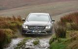 Mercedes-Benz E-Class All-Terrain off-roading