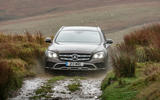 Mercedes-Benz E-Class All-Terrain off-roading