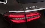 Mercedes-Benz E-Class All-Terrain rear lights