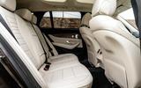 Mercedes-Benz E-Class All-Terrain rear seats