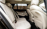 Mercedes-Benz E-Class All-Terrain rear seats