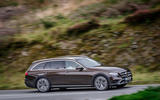 Mercedes-Benz E-Class All-Terrain side profile