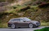 Mercedes-Benz E-Class All-Terrain side profile