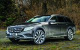 Mercedes-Benz E-Class All-Terrain estate - static front