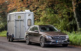 Mercedes-Benz E-Class All-Terrain towing
