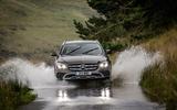 Mercedes-Benz E-Class All-Terrain wading