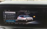 Mercedes-Benz E-Class Estate attention alert