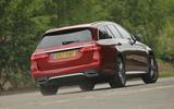 Mercedes-Benz E-Class Estate rear