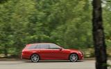 Mercedes-Benz E-Class Estate side profile