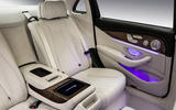 Mercedes-Benz E-Class L rear lounge seats