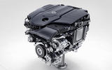 Mercedes-Benz engines