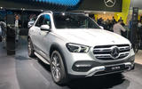 Mercedes-Benz GLE 350de at Frankfurt 2019 - side