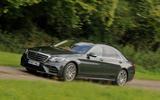 5 star Mercedes-Benz S350d