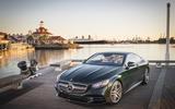 4 star Mercedes-Benz S560 Coupé