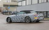 Mercedes Benz SL43 SL63 spies7953