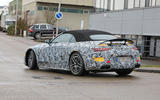 Mercedes Benz SL43 SL63 spies7955