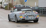 Mercedes Benz SL43 SL63 spies7957