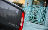 Mercedes-Benz X-Class 4Matic badging