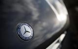 Mercedes-Benz X-Class bonnet badge