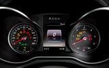 Mercedes-Benz X-Class instrument cluster