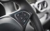 Mercedes-Benz X-Class steering wheel controls
