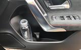 Mercedes Benz A-Class door bins