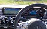 Mercedes Benz A-Class MBUX
