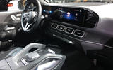Mercedes-Benz GLS 2019 New York motor show reveal - interior