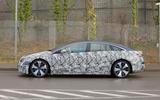 Mercedes EQS prototype783