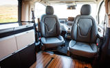 Mercedes-Benz Marco Polo lounge seating