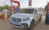 Mercedes-Benz X-Class longterm review fuel pump