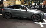 Mercedes-AMG GLC63 - New York Motor Show 2019 - side